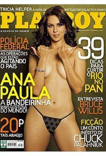 Playboy Ana Paula
